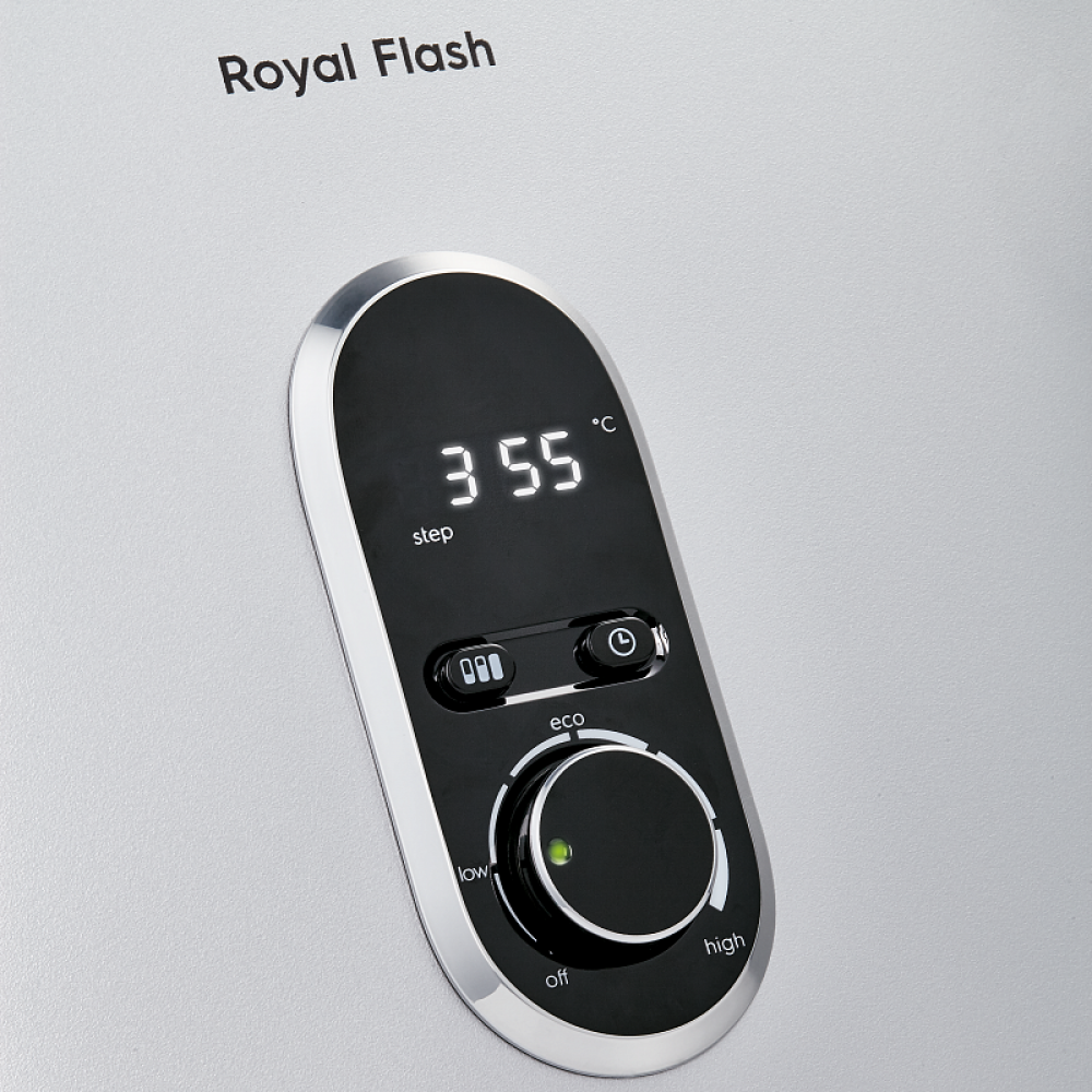 Водонагреватель Electrolux EWH 100 Royal Flash Silver